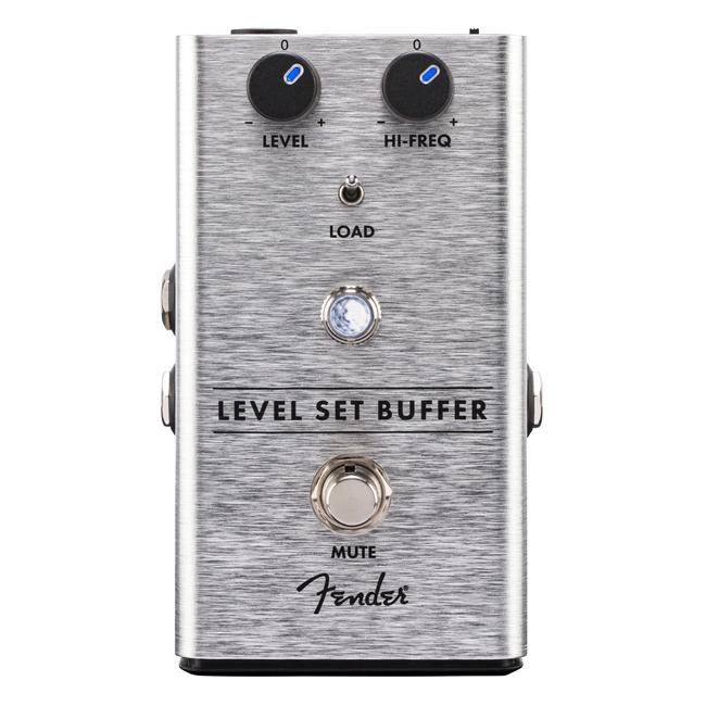Fender - Level Set Buffer - Pédale de buffer