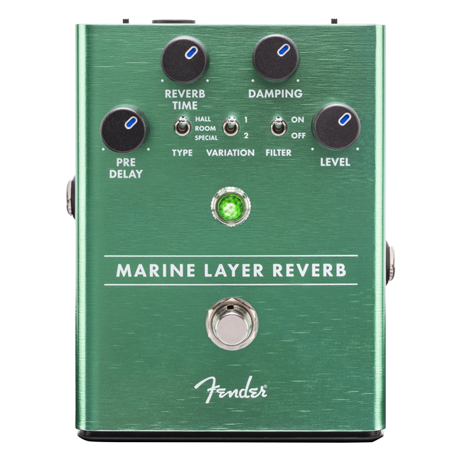 PEDALE MARINE LAYER REVERB