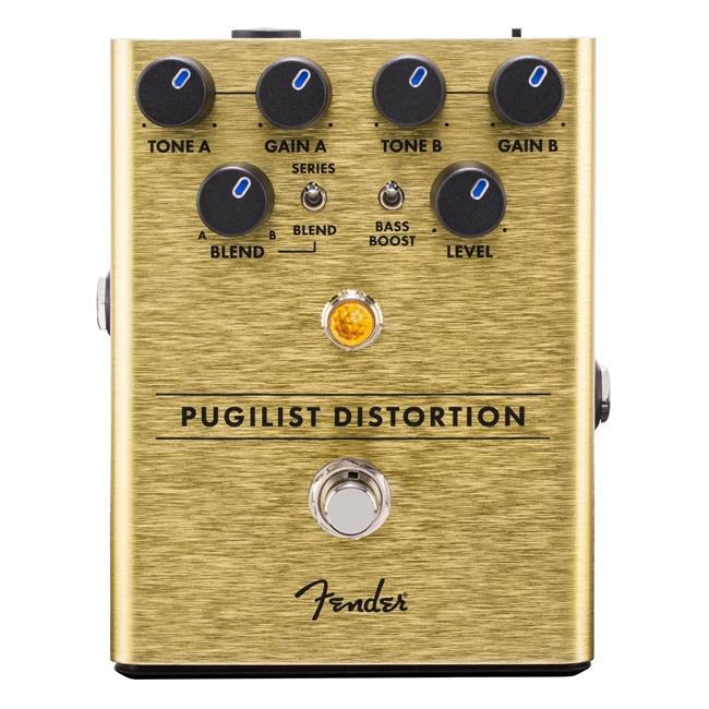 Fender - Pugilist Distortion - Pédale de distorsion