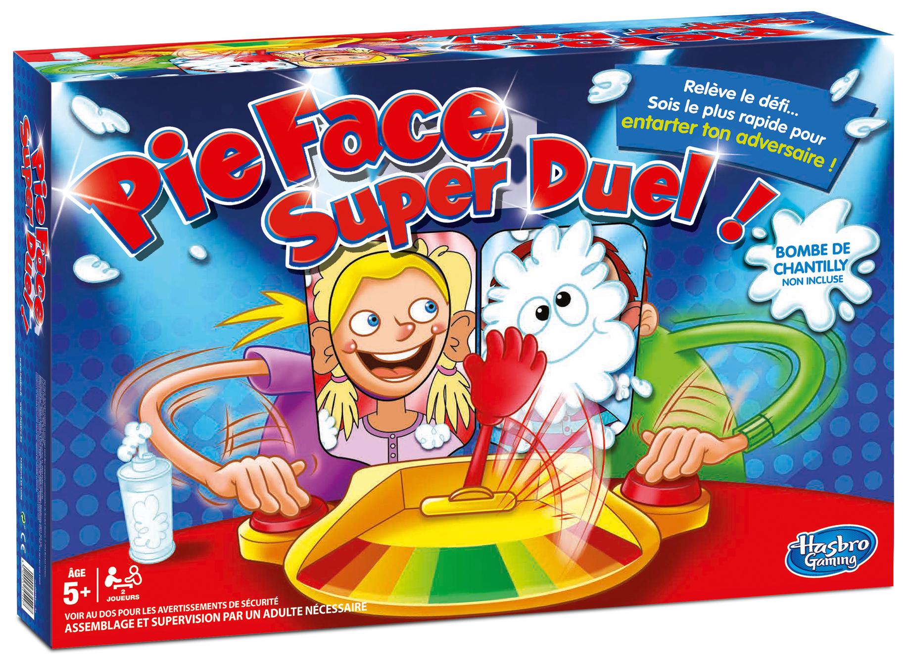 Pie Face Super Duel!