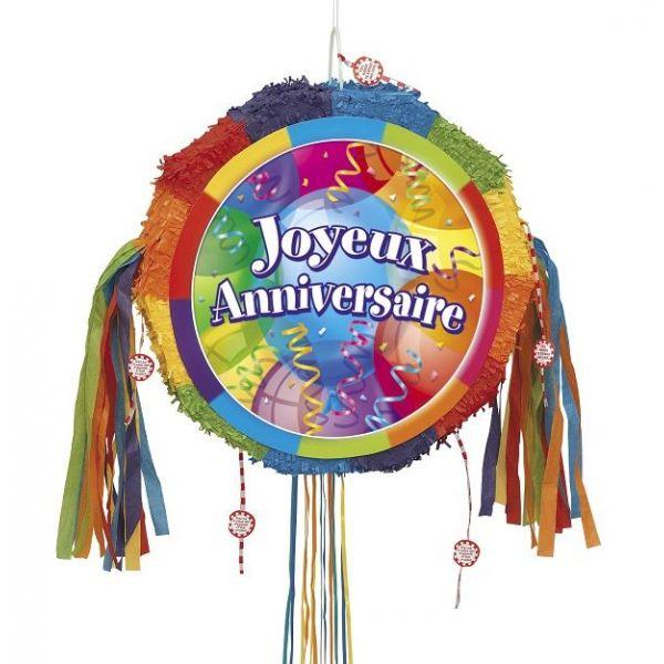 Piñata - Joyeux Anniversaire
