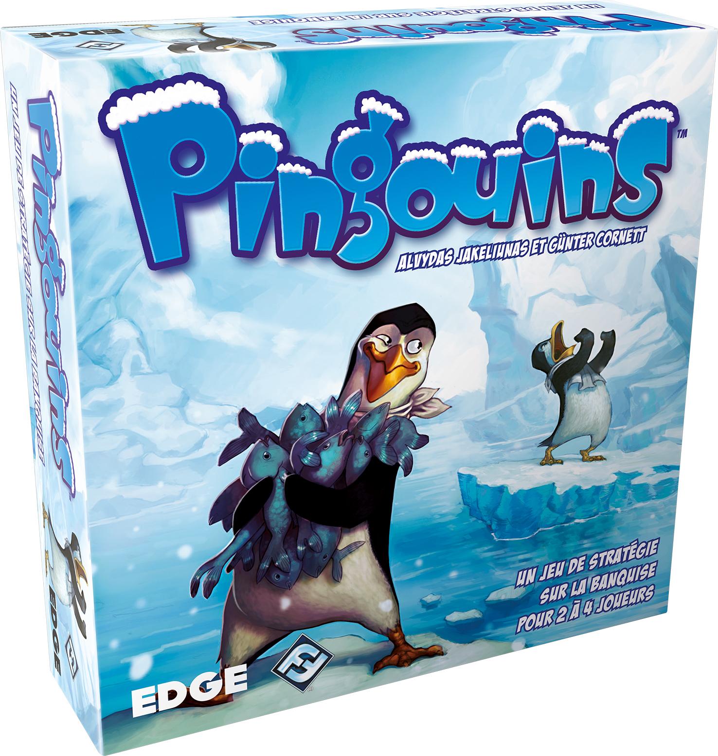 Pingouins - Jeu de société