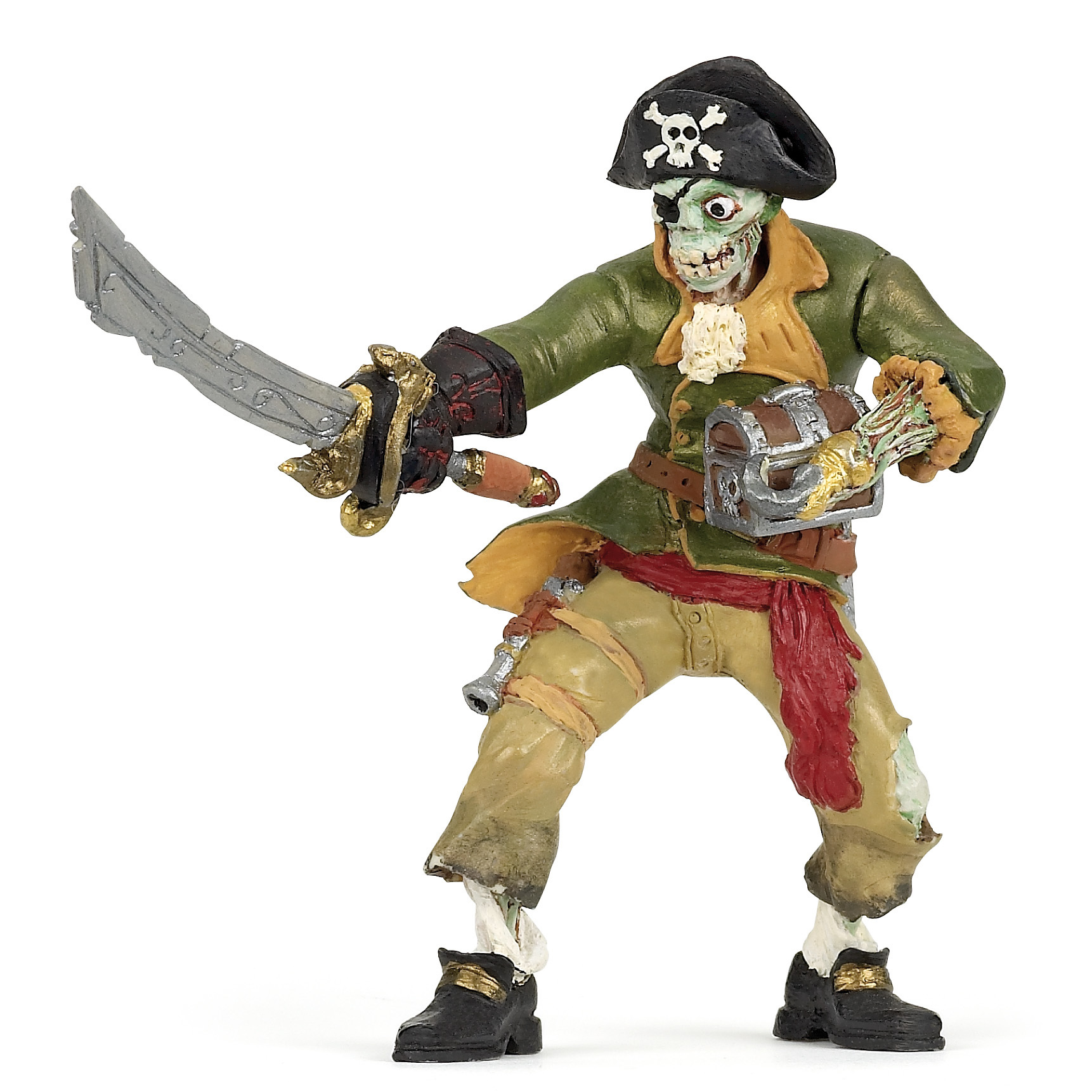 Pirate zombie - PAPO - 39455