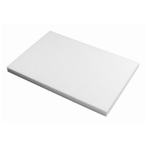 Plaque polystyrène 20x30x2 cm