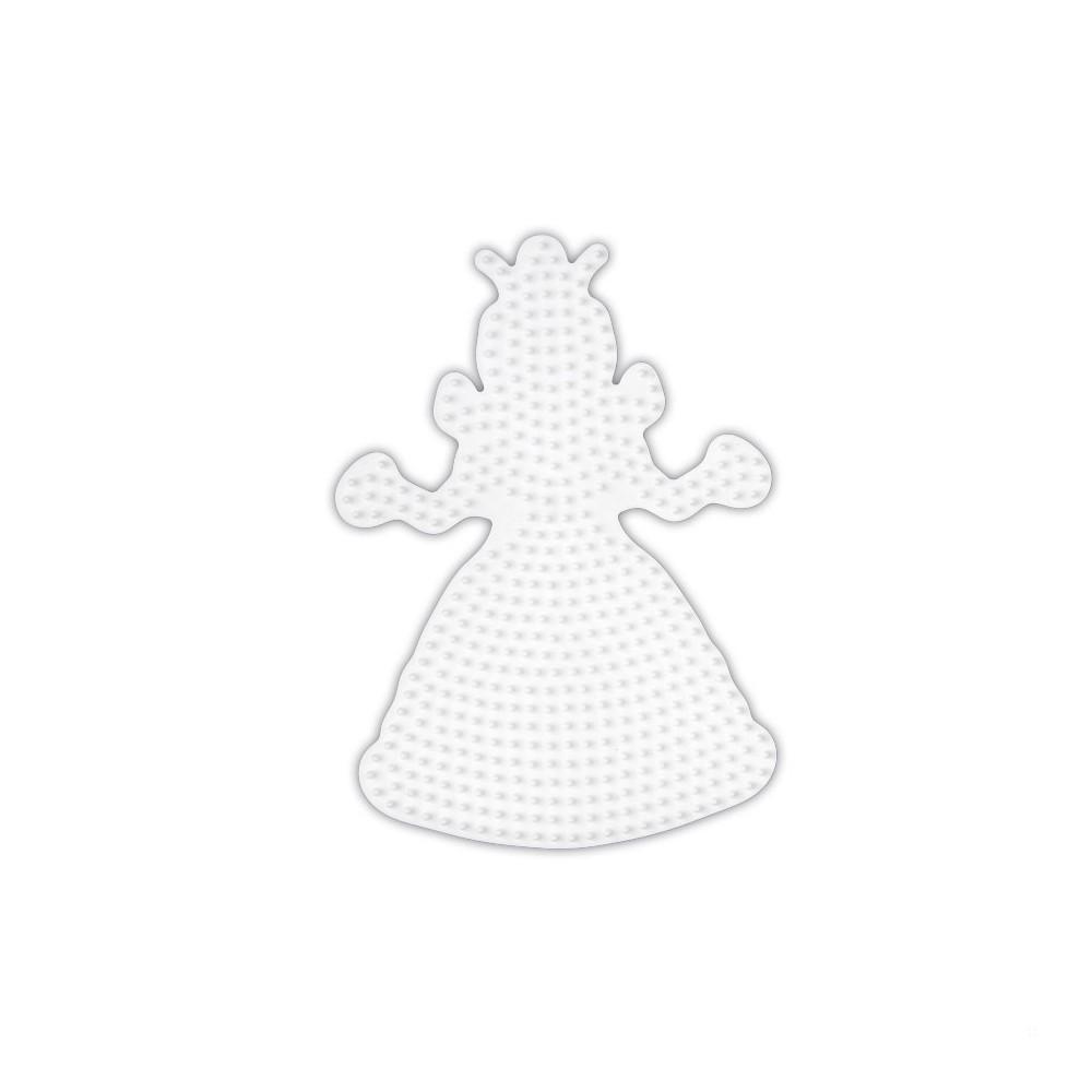 Plaque pour perles Hama - Princesse - 258