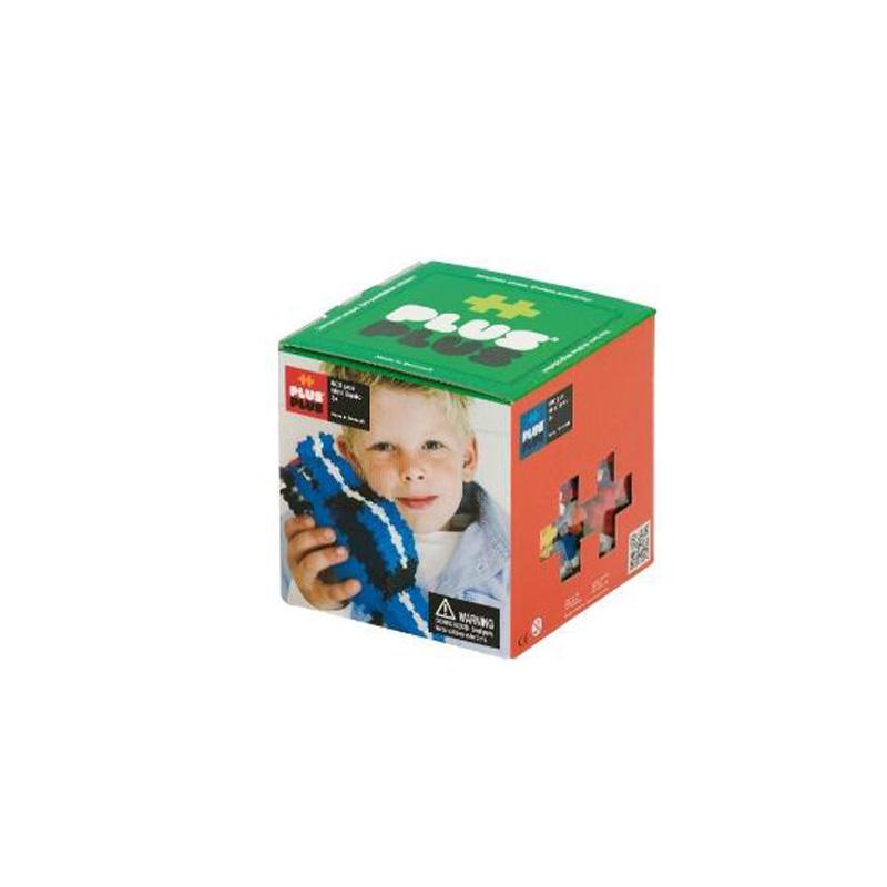 Plus Plus Box mini basic - 600 pièces