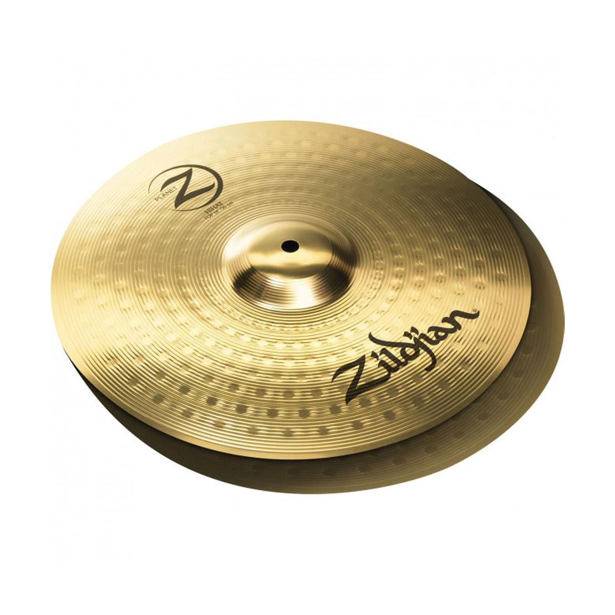 """Cymbales Hi-Hat Planet Z 14"""""""