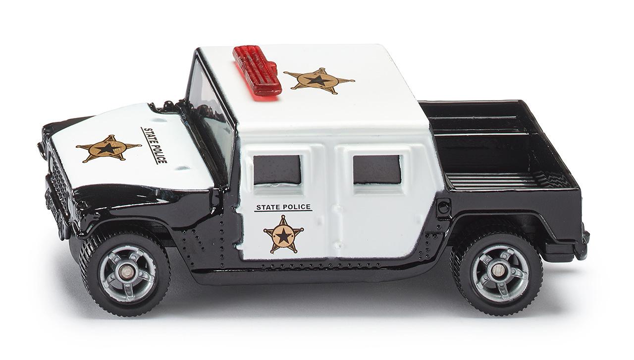 Police américaine - Siku - Modèle 1334