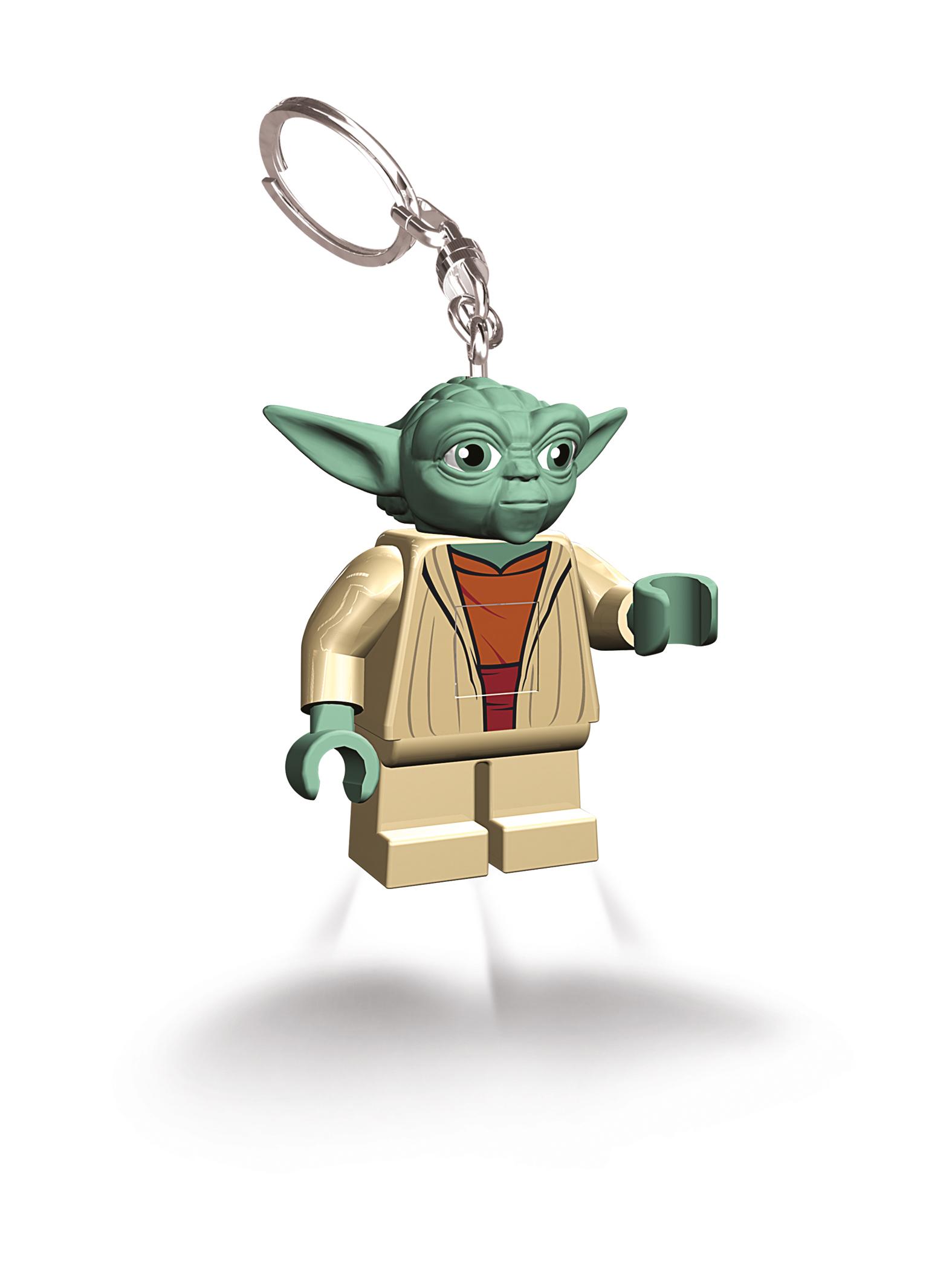 Lego Star Wars - Porte-clés LED Yoda