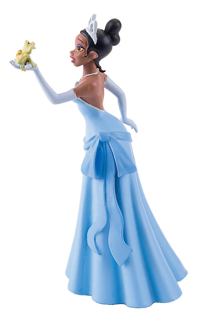 Figurine La Princesse Et La Grenouille Disney - Tiana et la grenouille - 11 cm