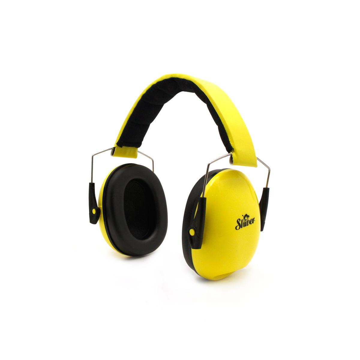 Casque de protection auditive Shiver - Jaune