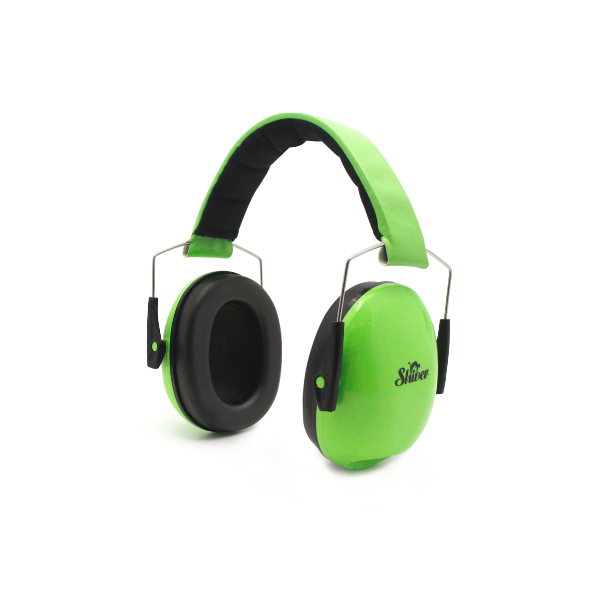 Casque de protection auditive Shiver - Vert
