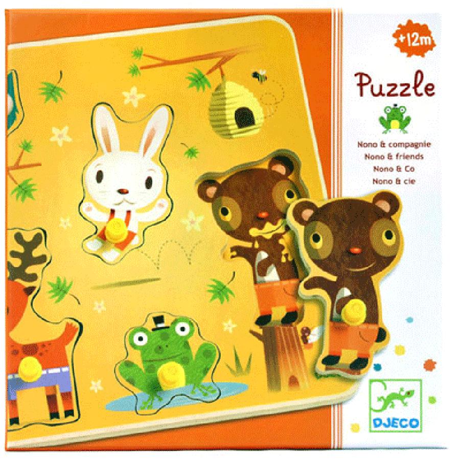 Puzzle Bois - Nono et Cie
