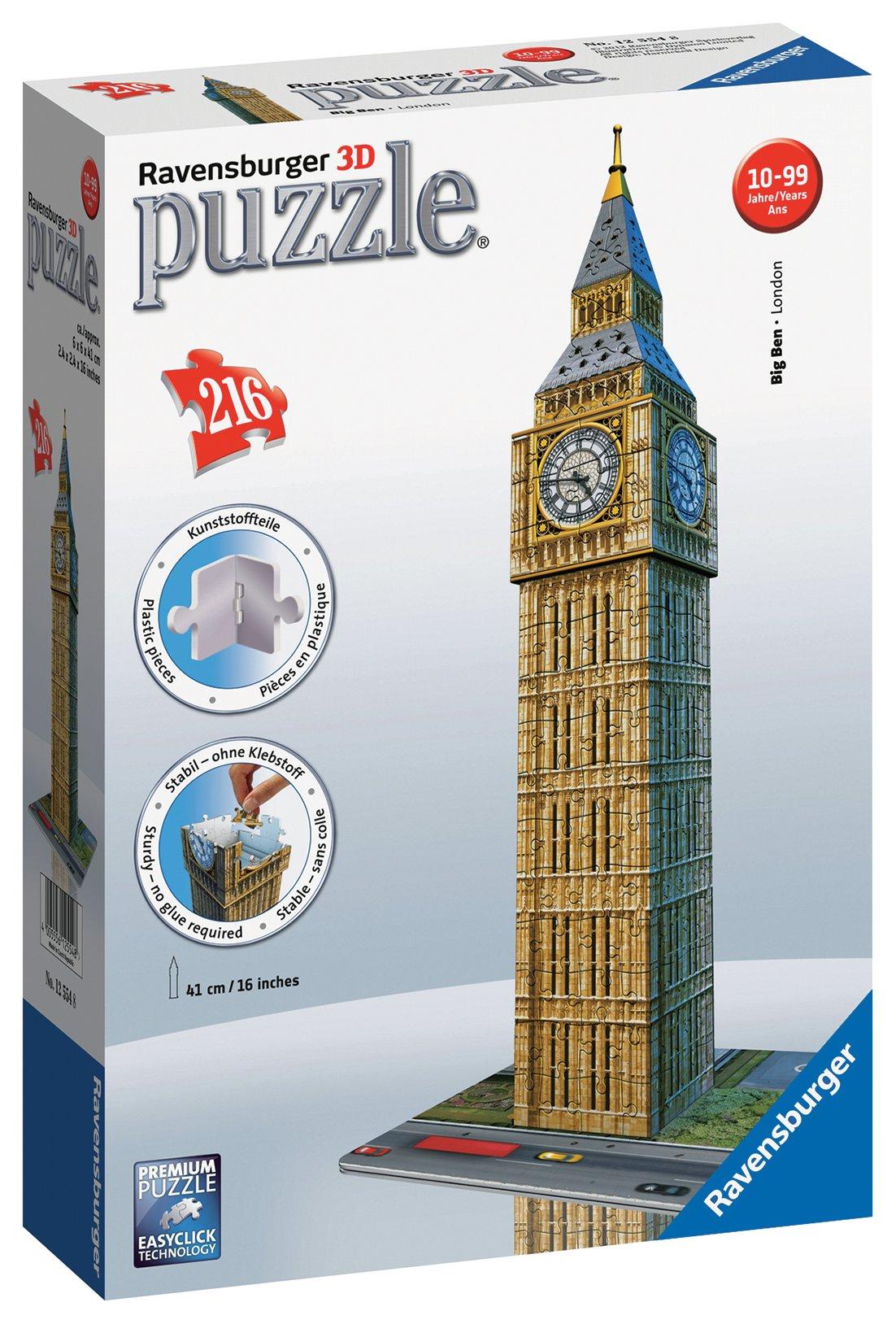 Big Ben - Puzzle 3D