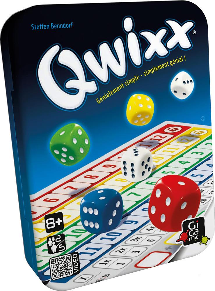 Qwixx - Jeu de société