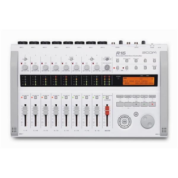 Zoom - Enregistreur numérique - R16