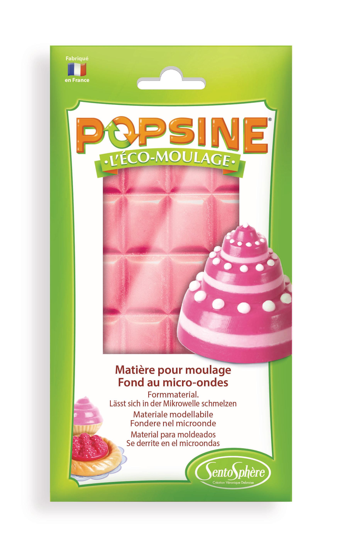 Recharge Popsine Rose bonbon - 110g