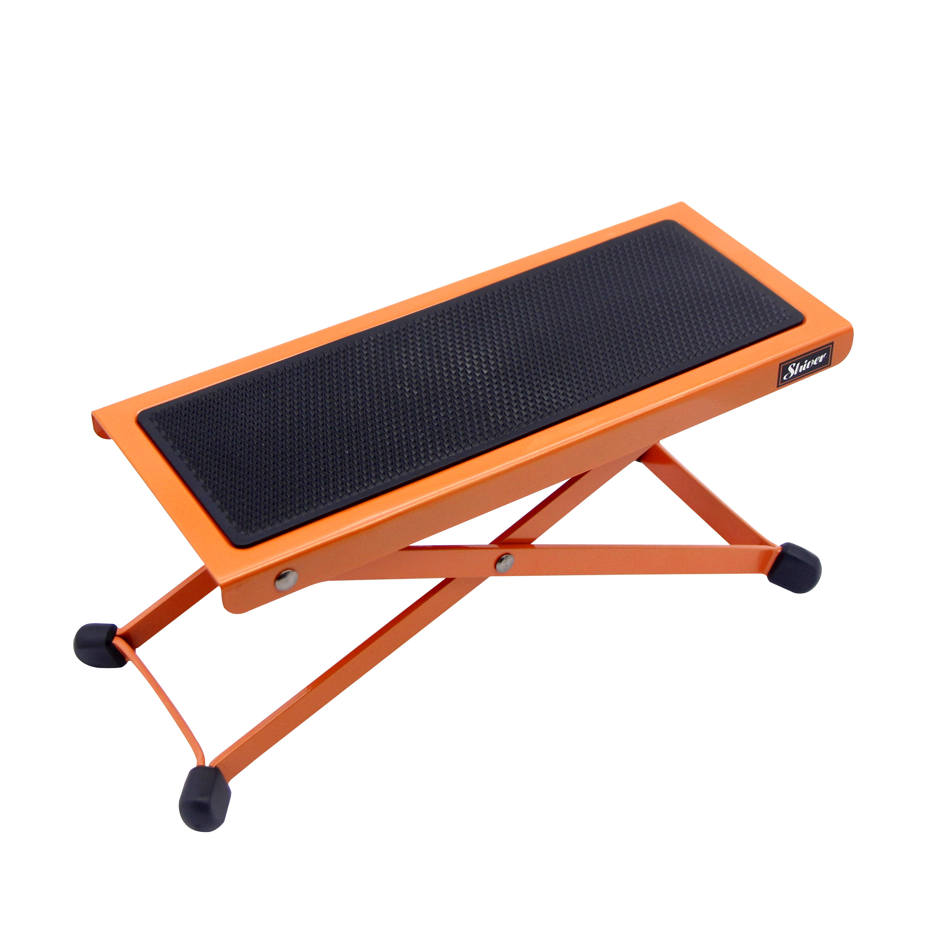 Shiver - Repose pied en métal  - Orange