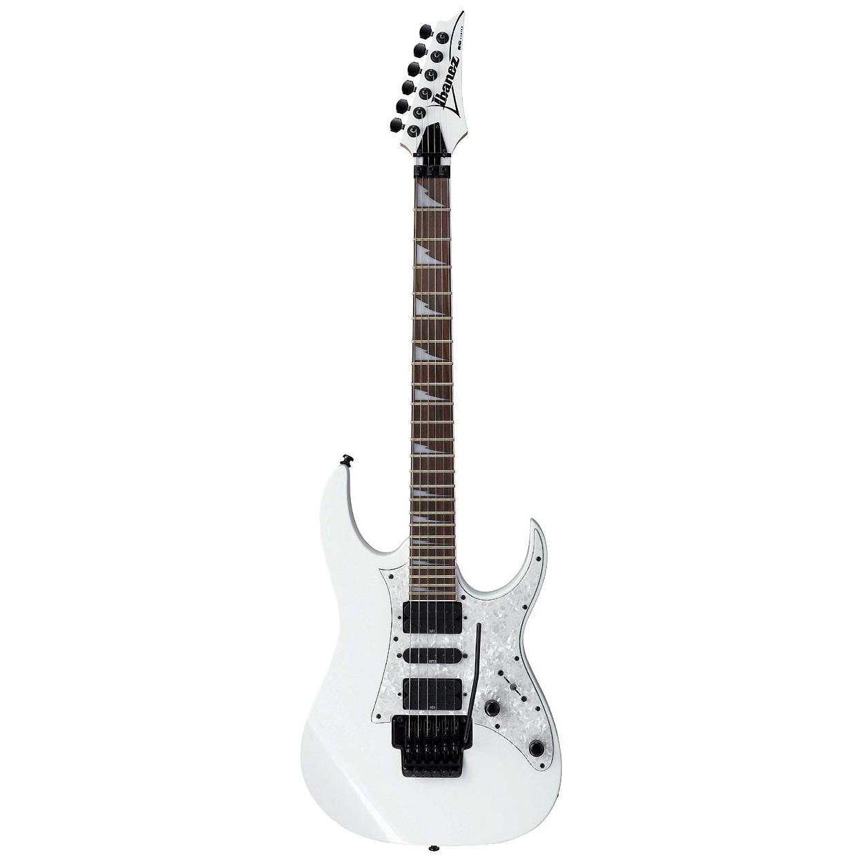 Ibanez - RG350DXZ Guitare électrique - Blanc