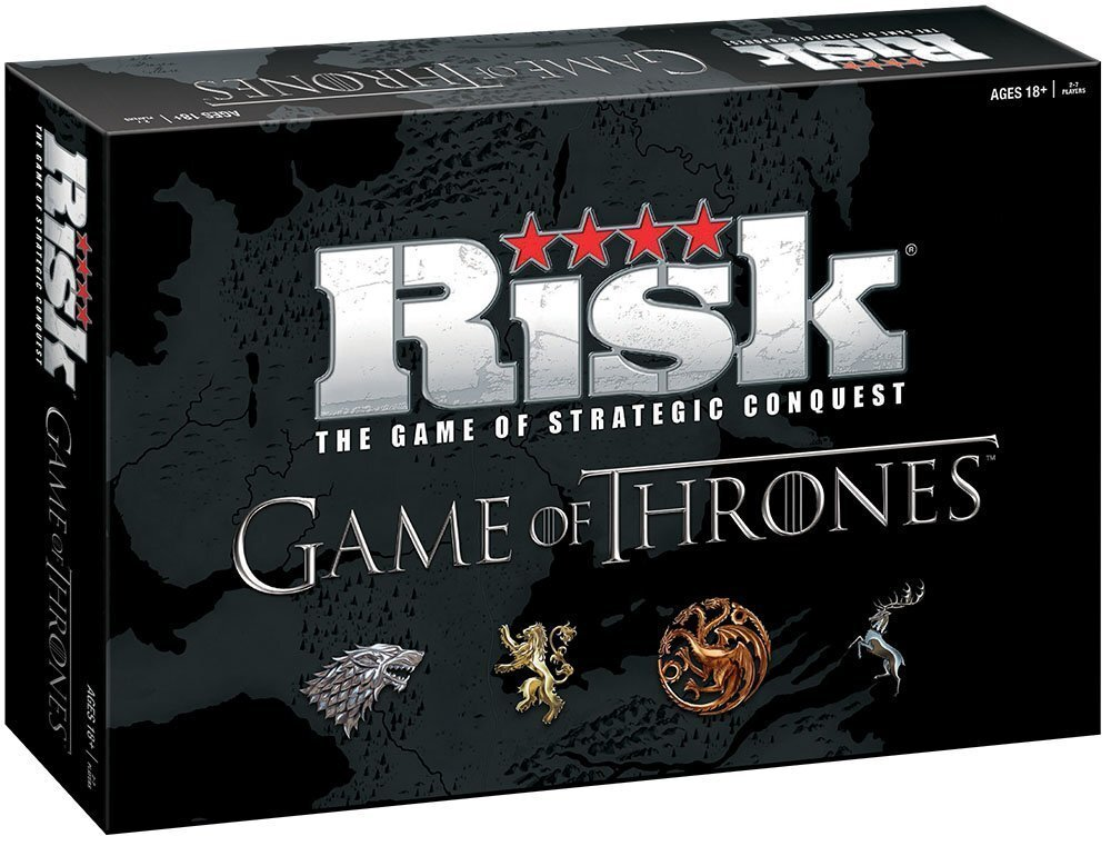 Game of Thrones - Risk Edition Collector