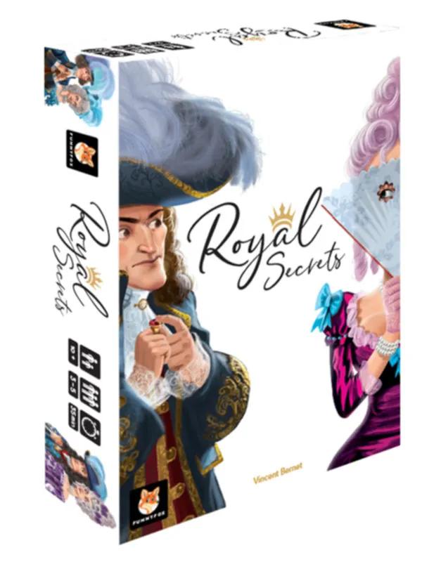 Boite de Royal secrets
