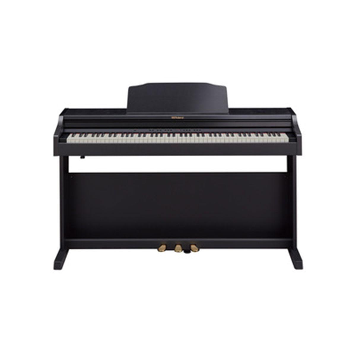 Roland - RP501R-CB Piano numérique noir