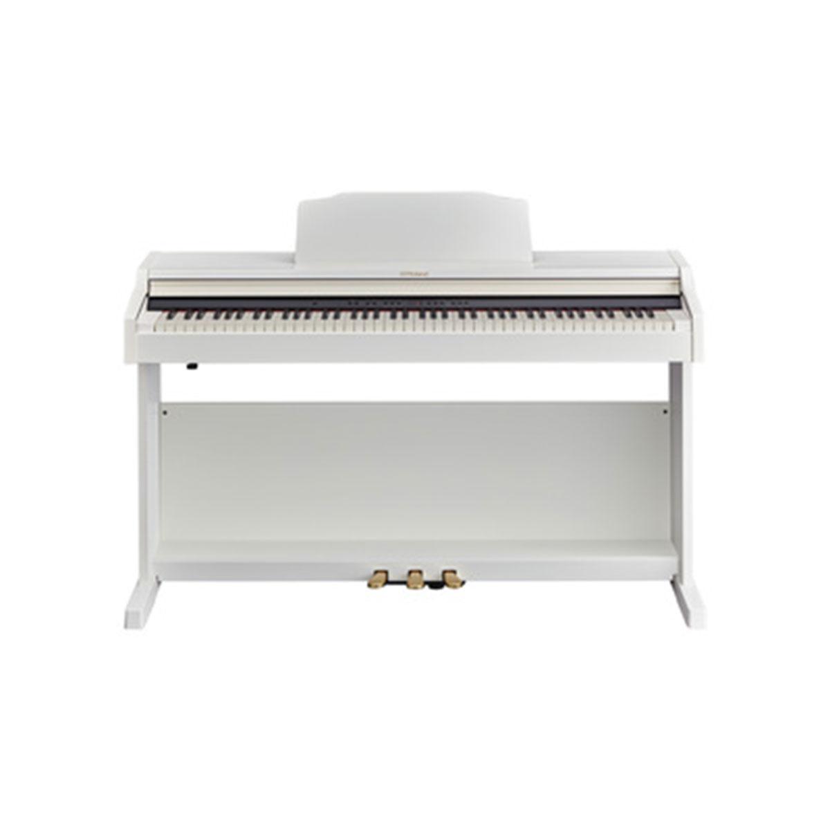 Roland - RP501R-WH Piano numérique blanc