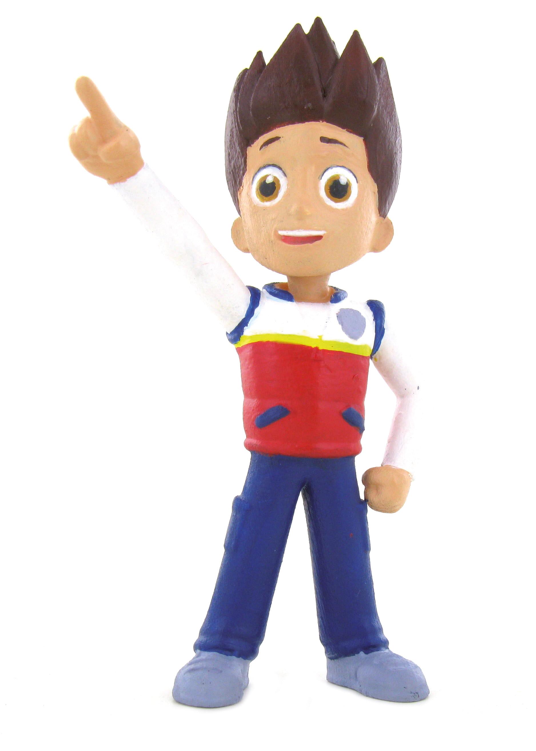 Figurine Pat' Patrouille - Ryder - 8 cm - Comansi