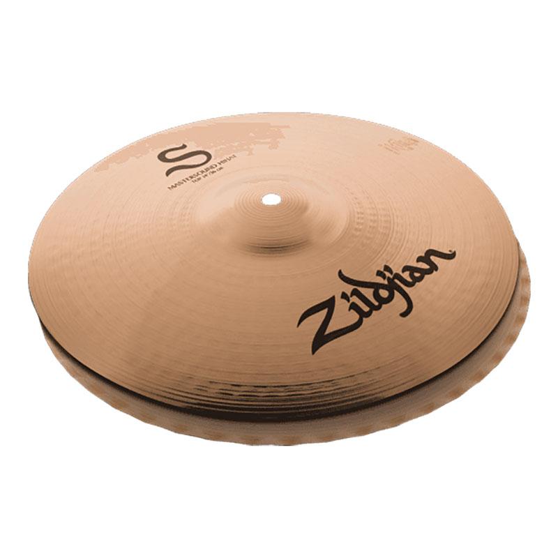"""Zildjian - Cymbales - S 14"""" Hi-Hat Mastersound"""