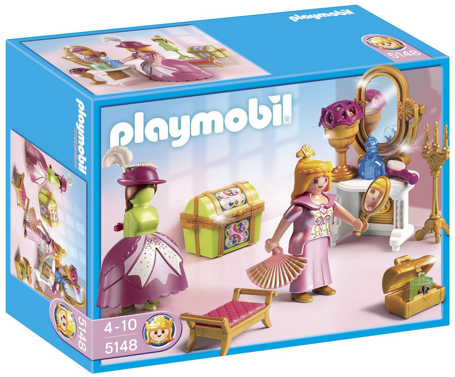 Salon de beauté princesse - Playmobil 5148