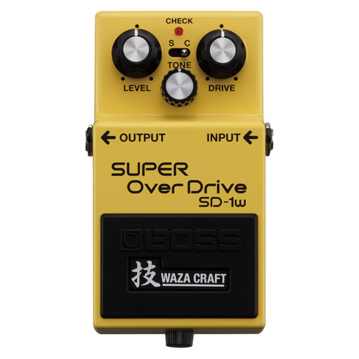 Boss - SD-1W Pédale super Overdrive