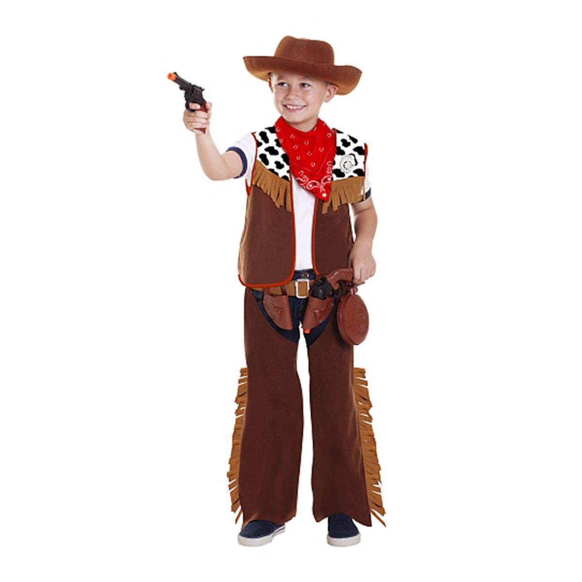 Accessoires déguisement cowboy