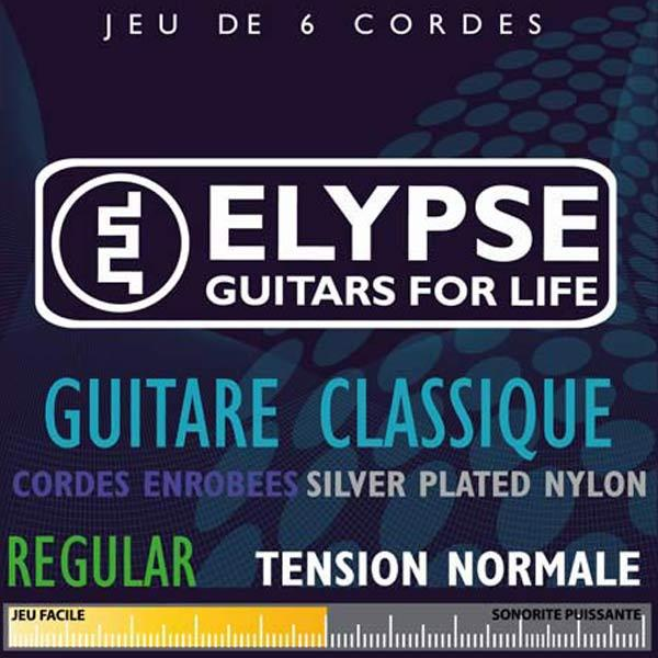 Elypse - Corde unité classique - SI2-CS555C
