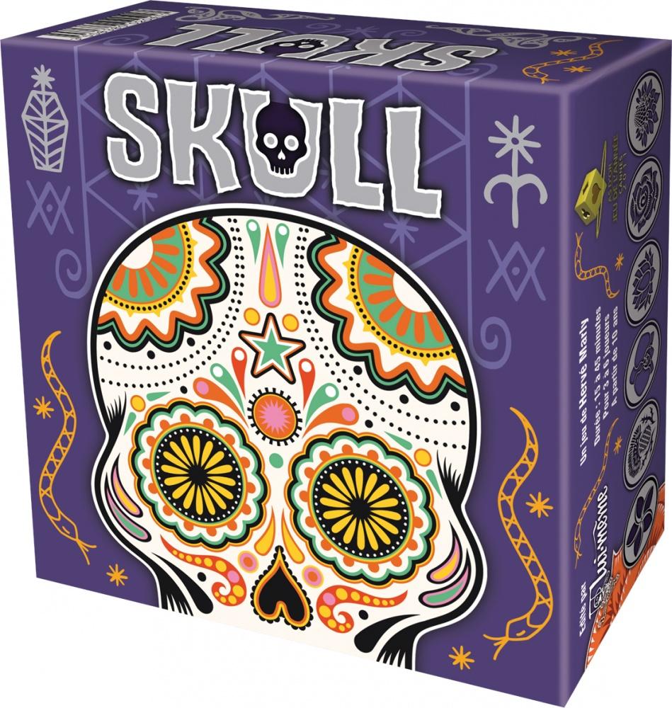 Boite de Skull Silver