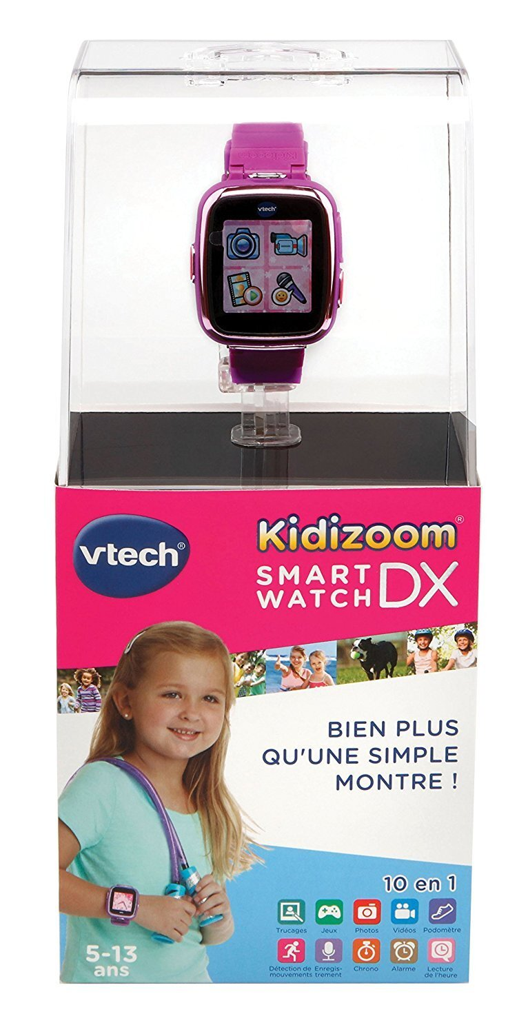 Kidizoom Smartwatch Connect Dx Mauve