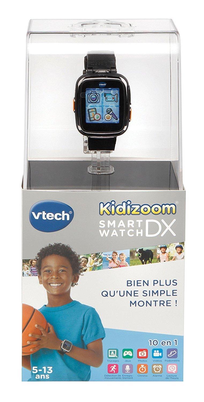 Kidizoom Smartwatch Connect Dx Noire