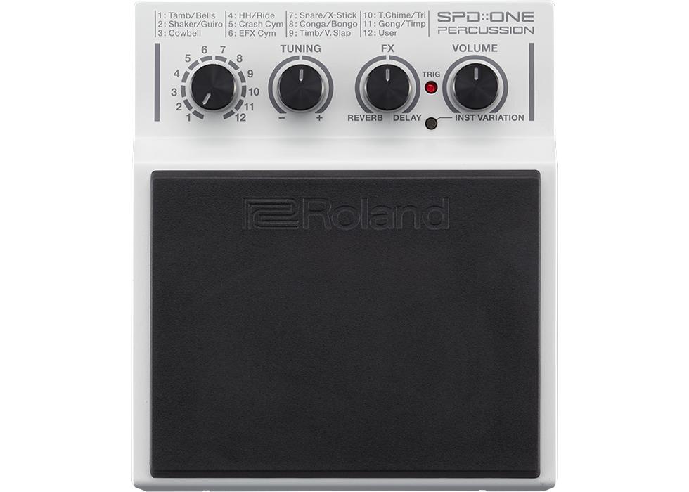 Roland SPD ONE PERCUSSION pad de percussion pour batterie électronique