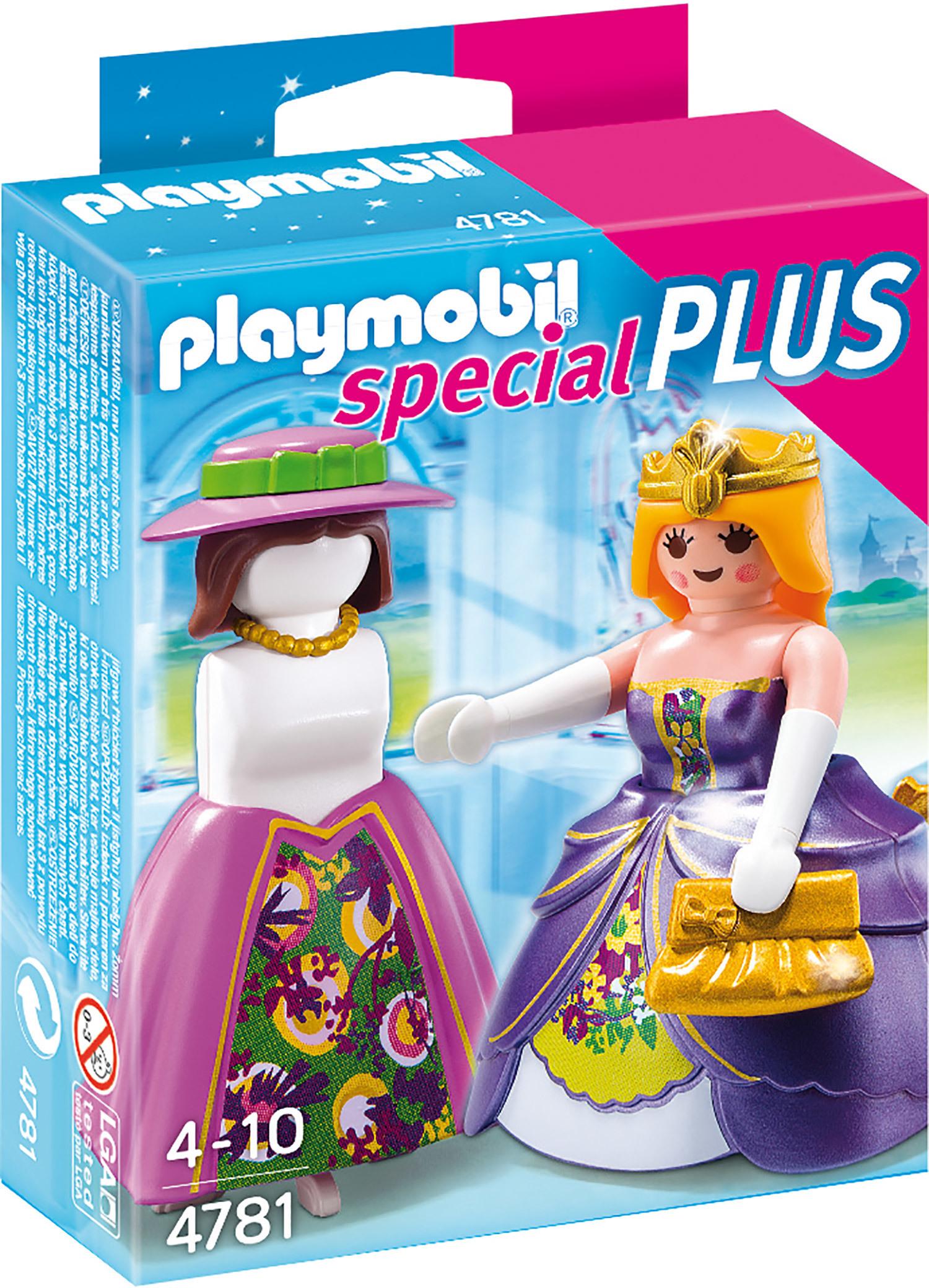 Princesse avec mannequin - Playmobil Special Plus - 4781