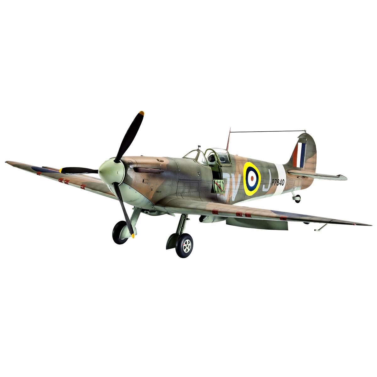 Maquette - Spitfire - 1/32