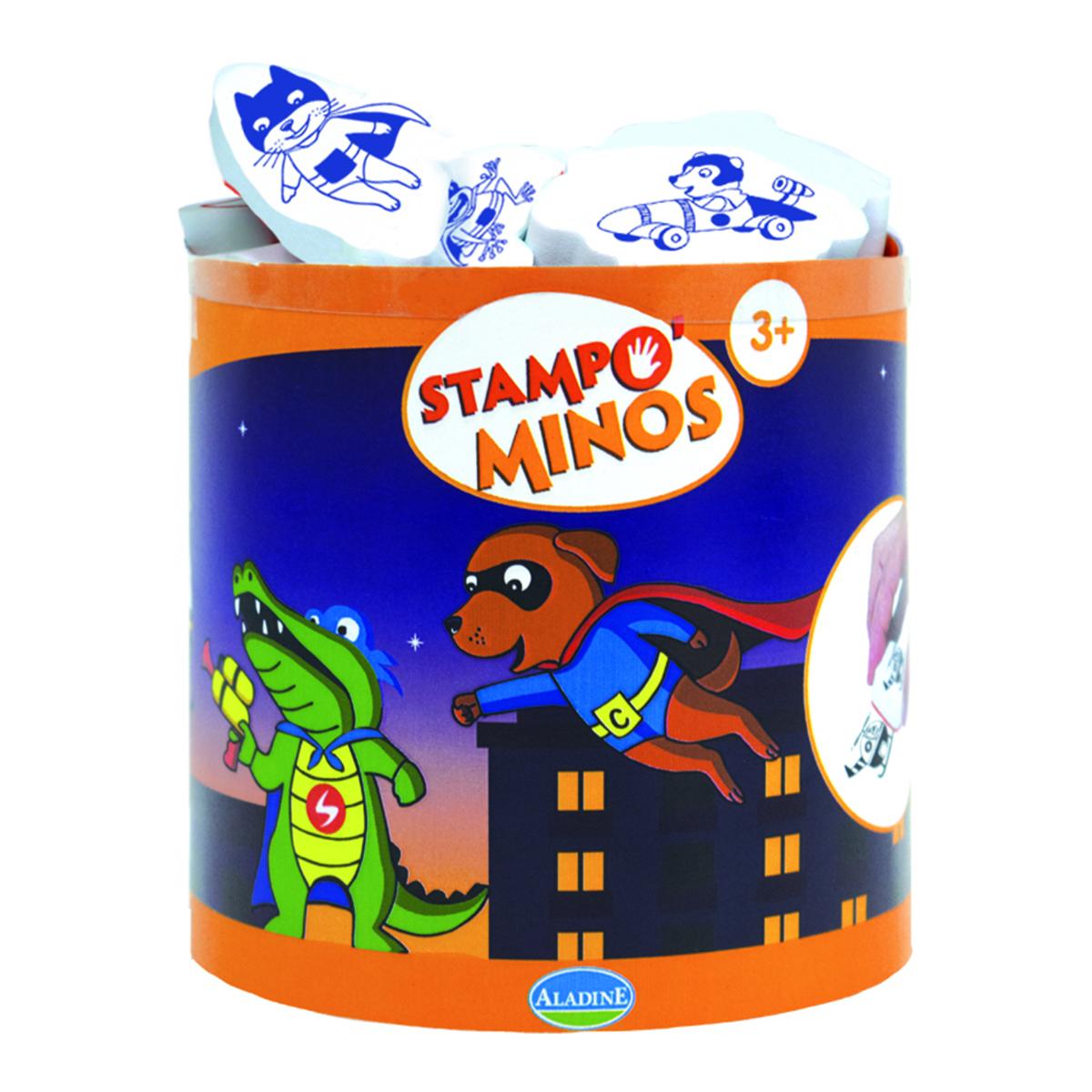 Stampo Minos Heros - Aladine