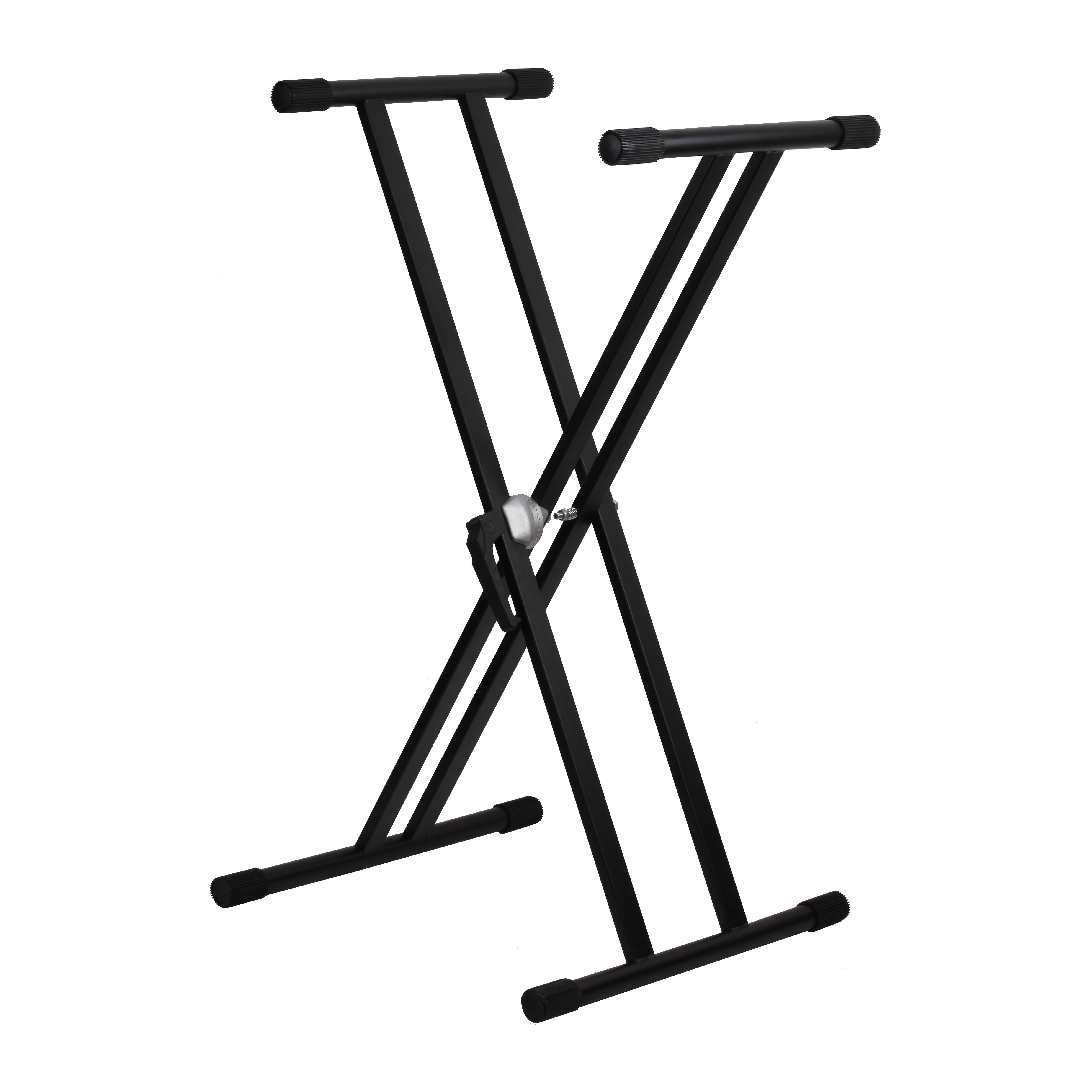 Shiver - Stand clavier en X à double embase