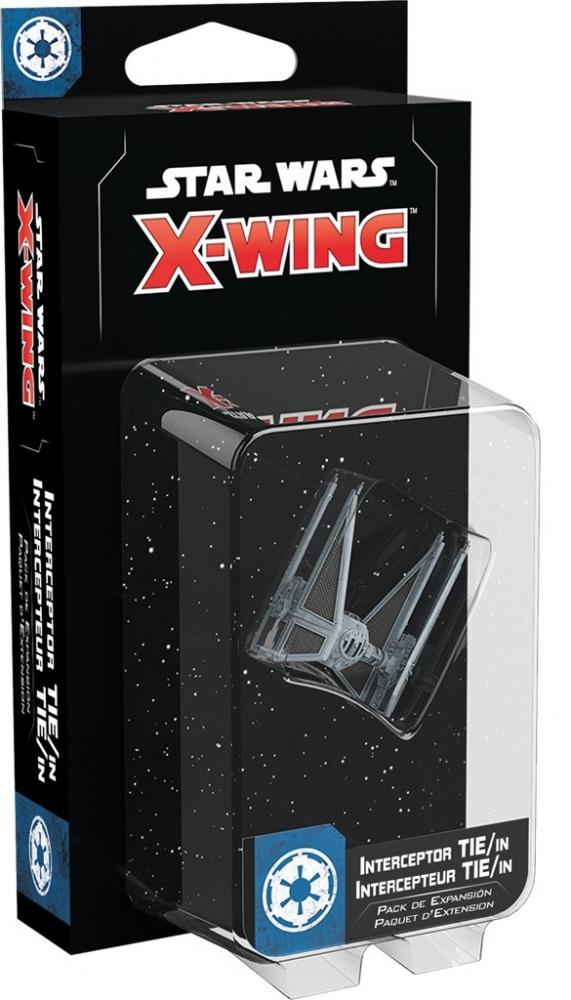 Boite de Sw X-Wing Intercepteur Tie In