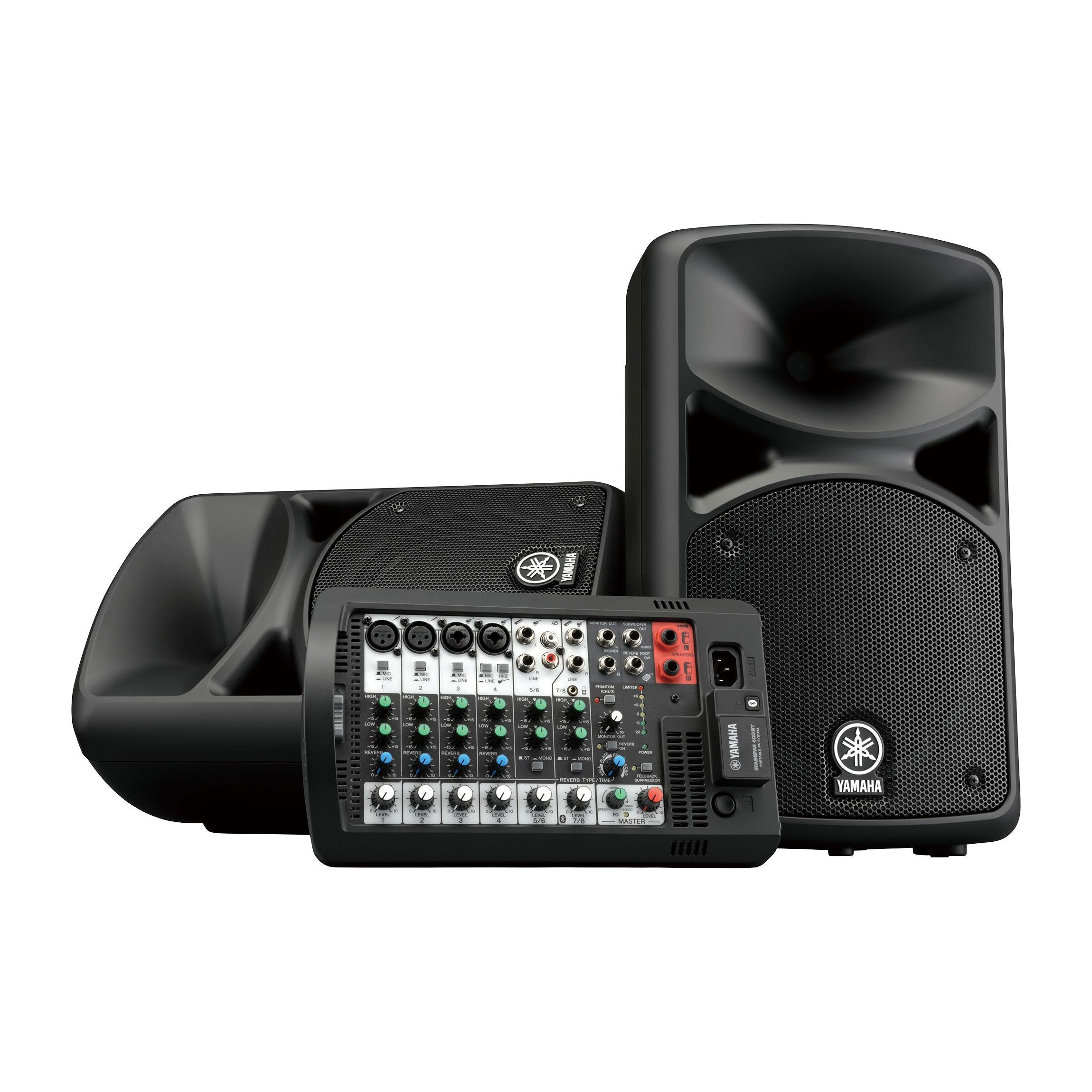 Yamaha - Système de sonorisation compact - Stagepass 400BT