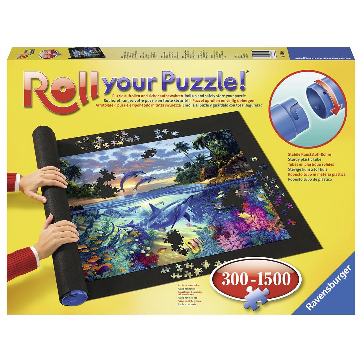 Tapis pour puzzle 300-1500 pièces - Ravenburger
