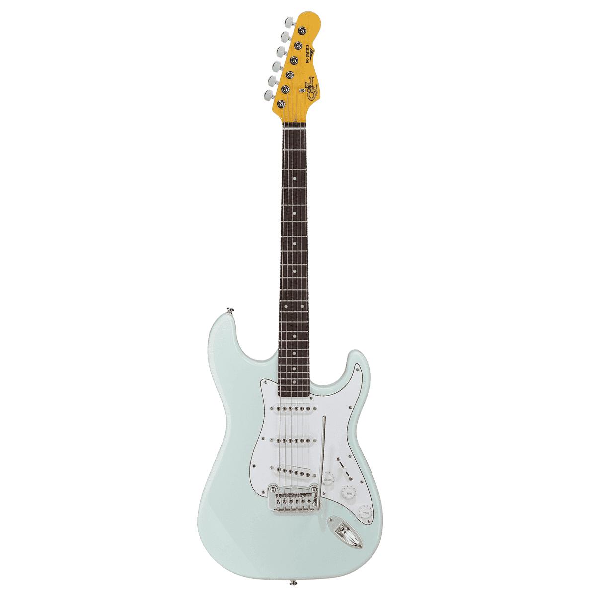GandL - Tribute S500 Blue sonic - Guitare électrique
