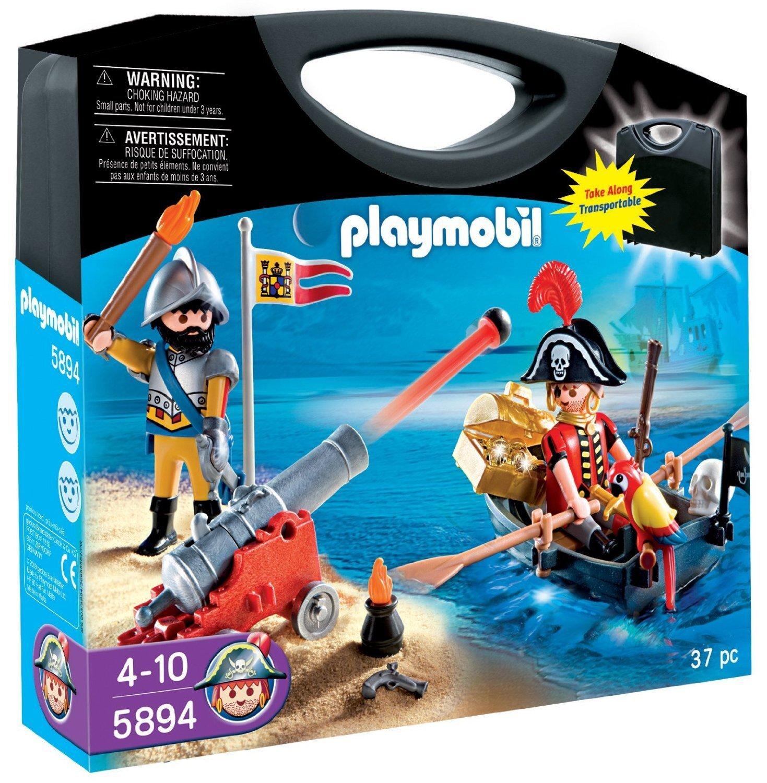 Valisette pirate et soldat - Playmobil 5894