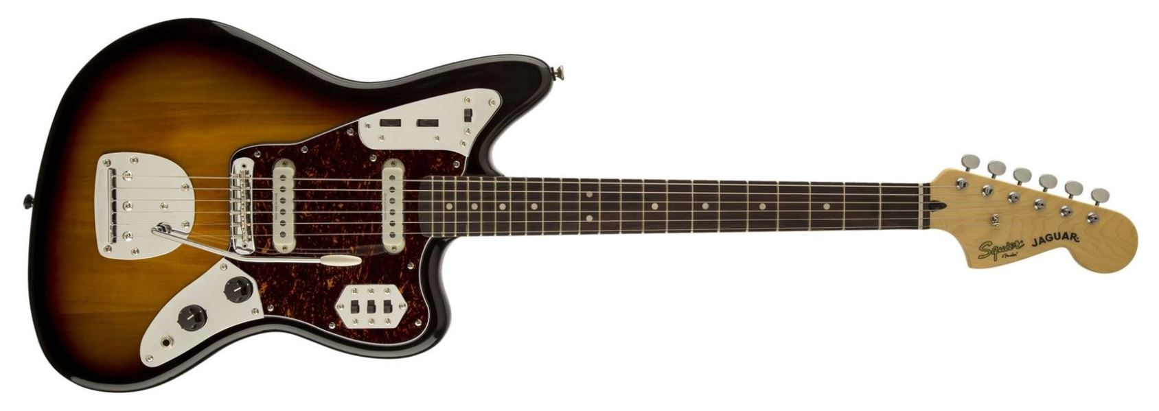 VINTAGE MODIFIED JAGUAR®, 3-COLOR SUNBURST