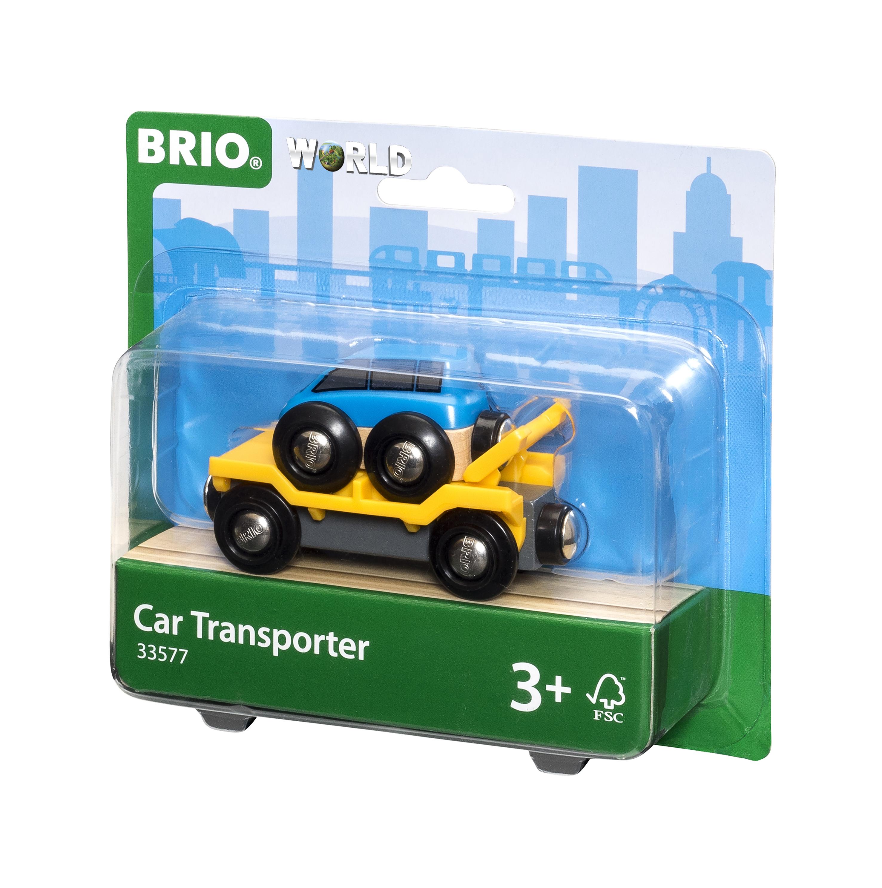 Wagon transport de voiture - Brio