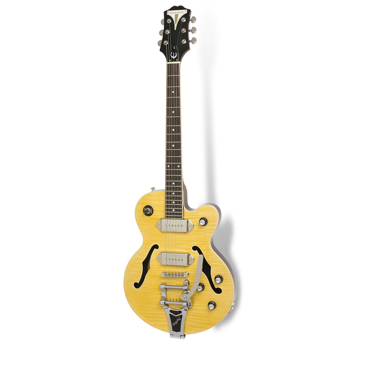 Epiphone - The Wildkat Antique naturelle
