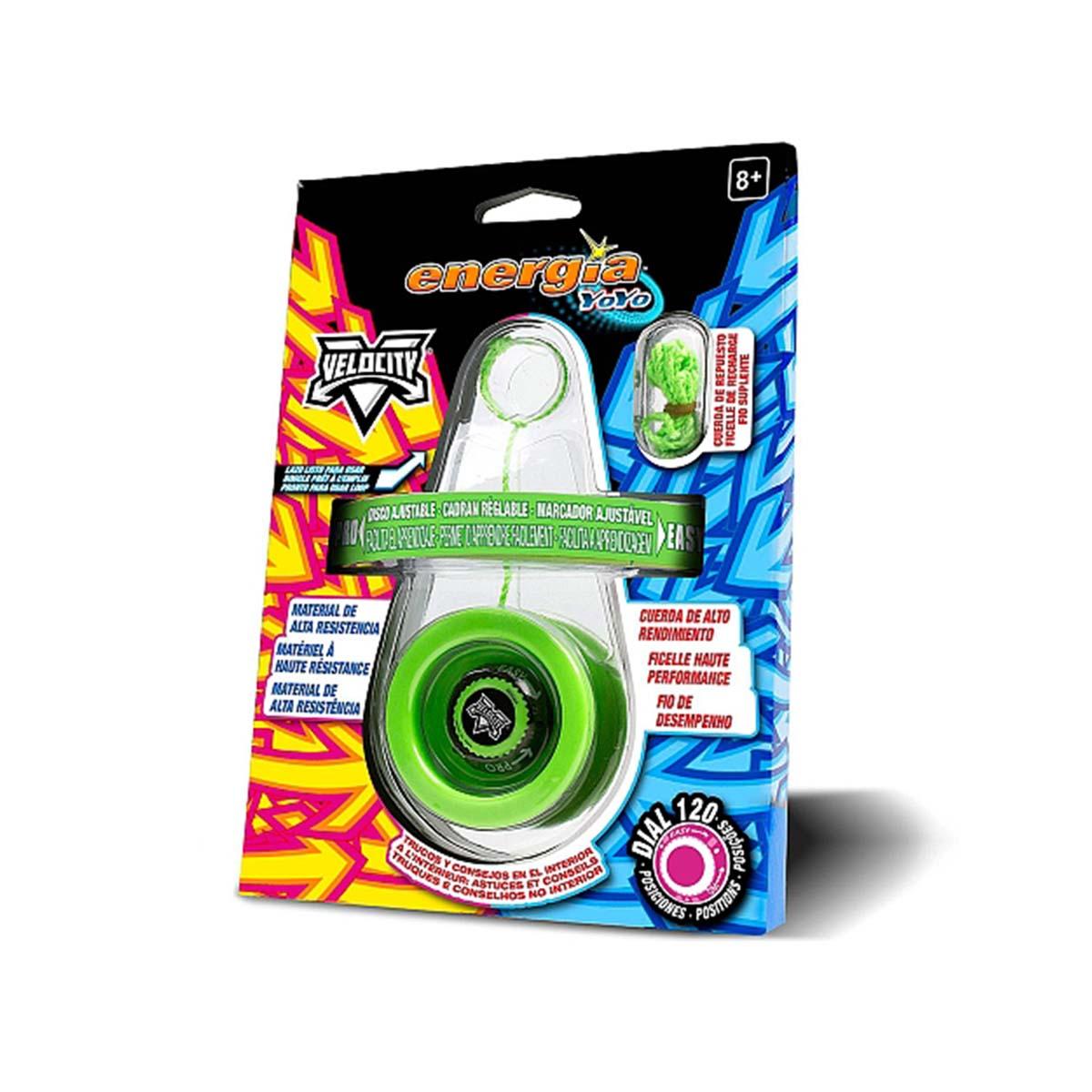 Yoyo Energia - Velocity